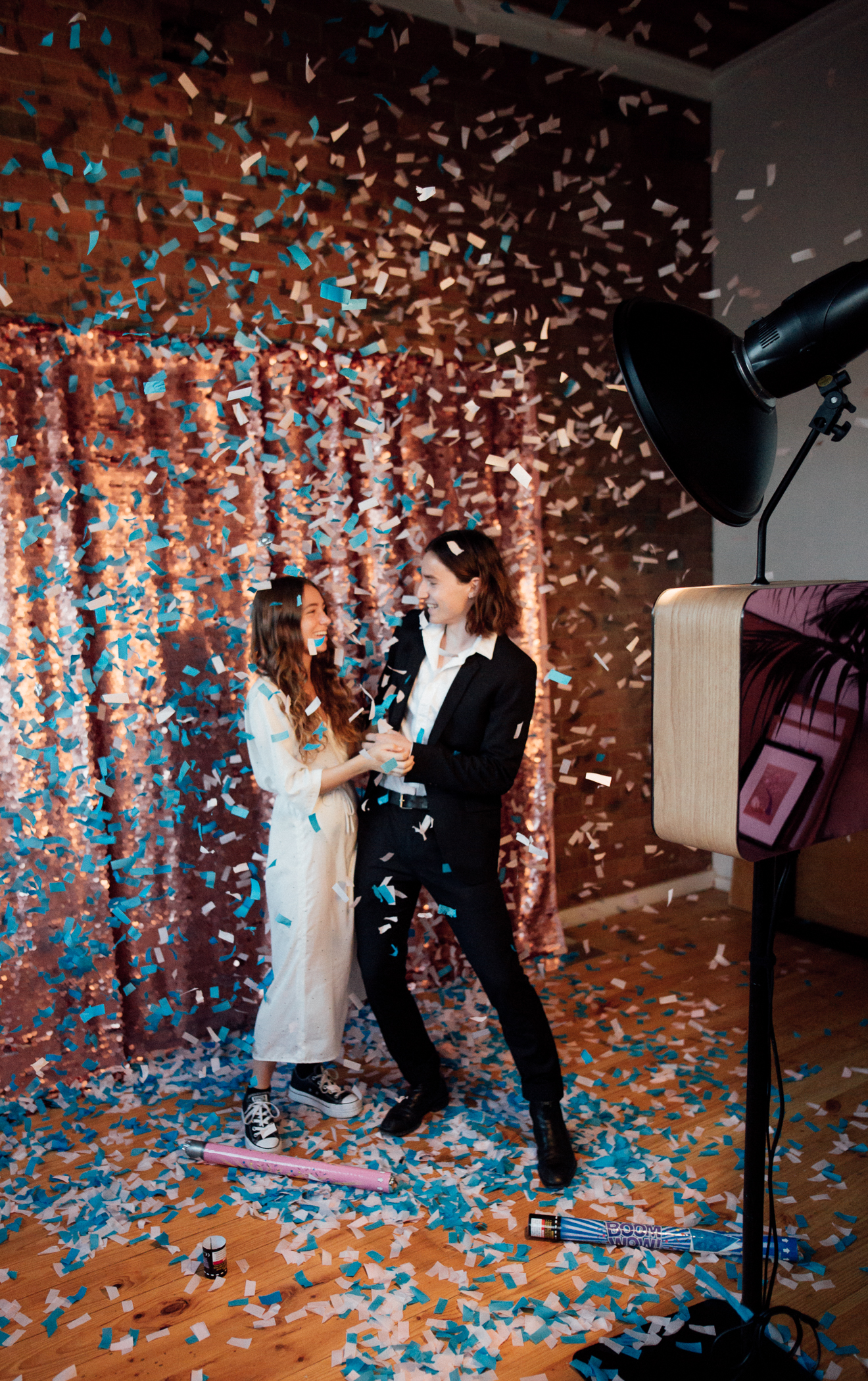 10 tips for confetti at your wedding