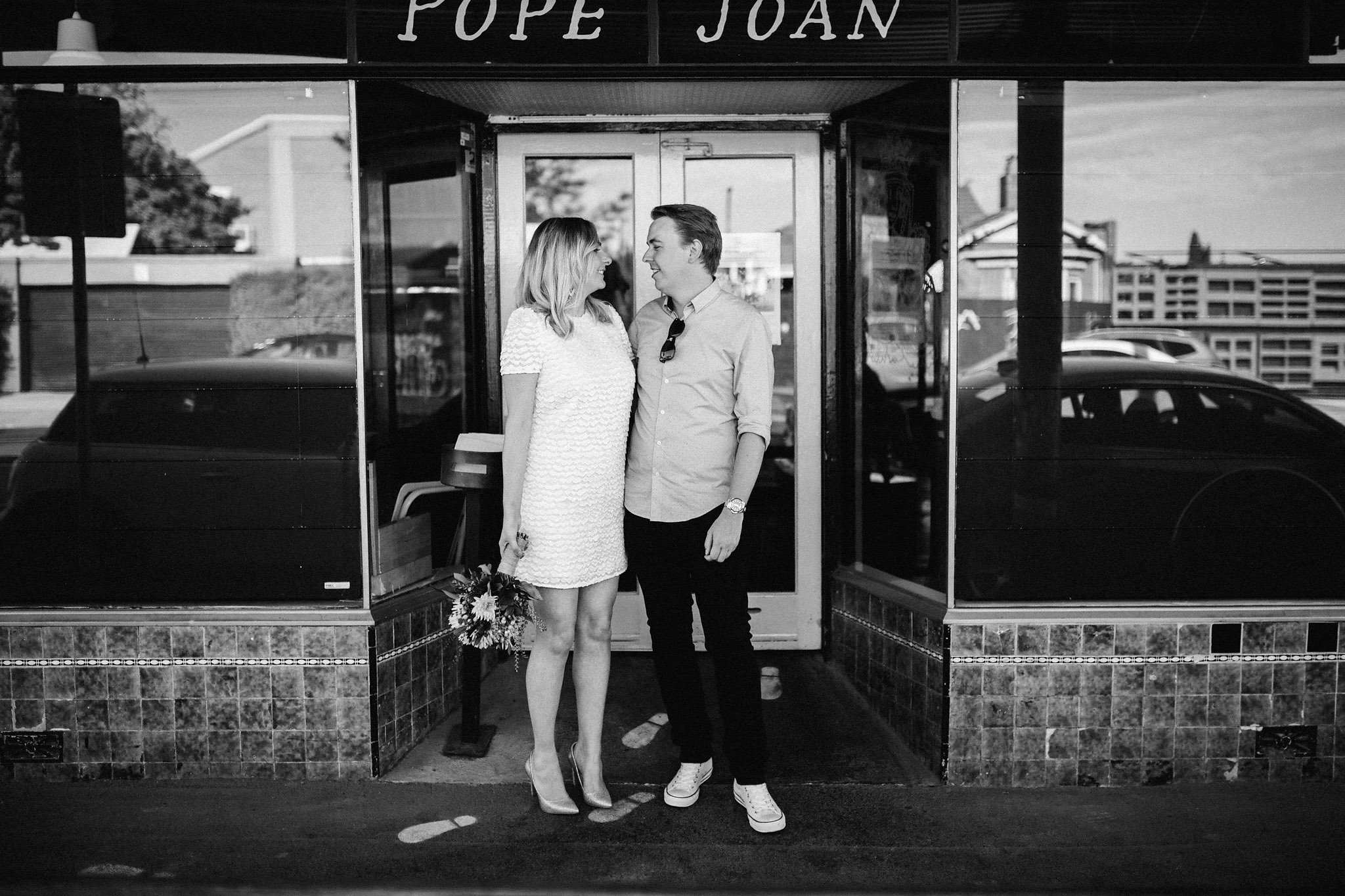 Pope Joan Wedding