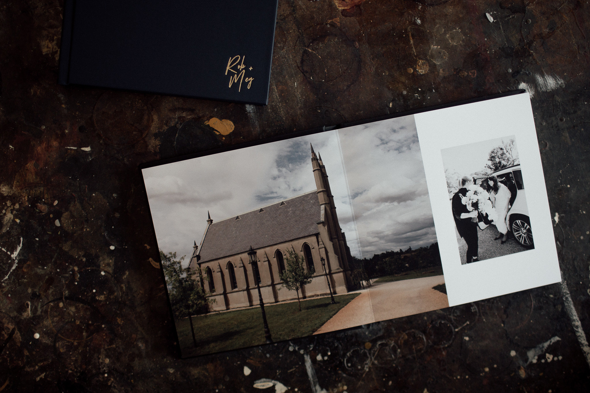 wedding album melbourne