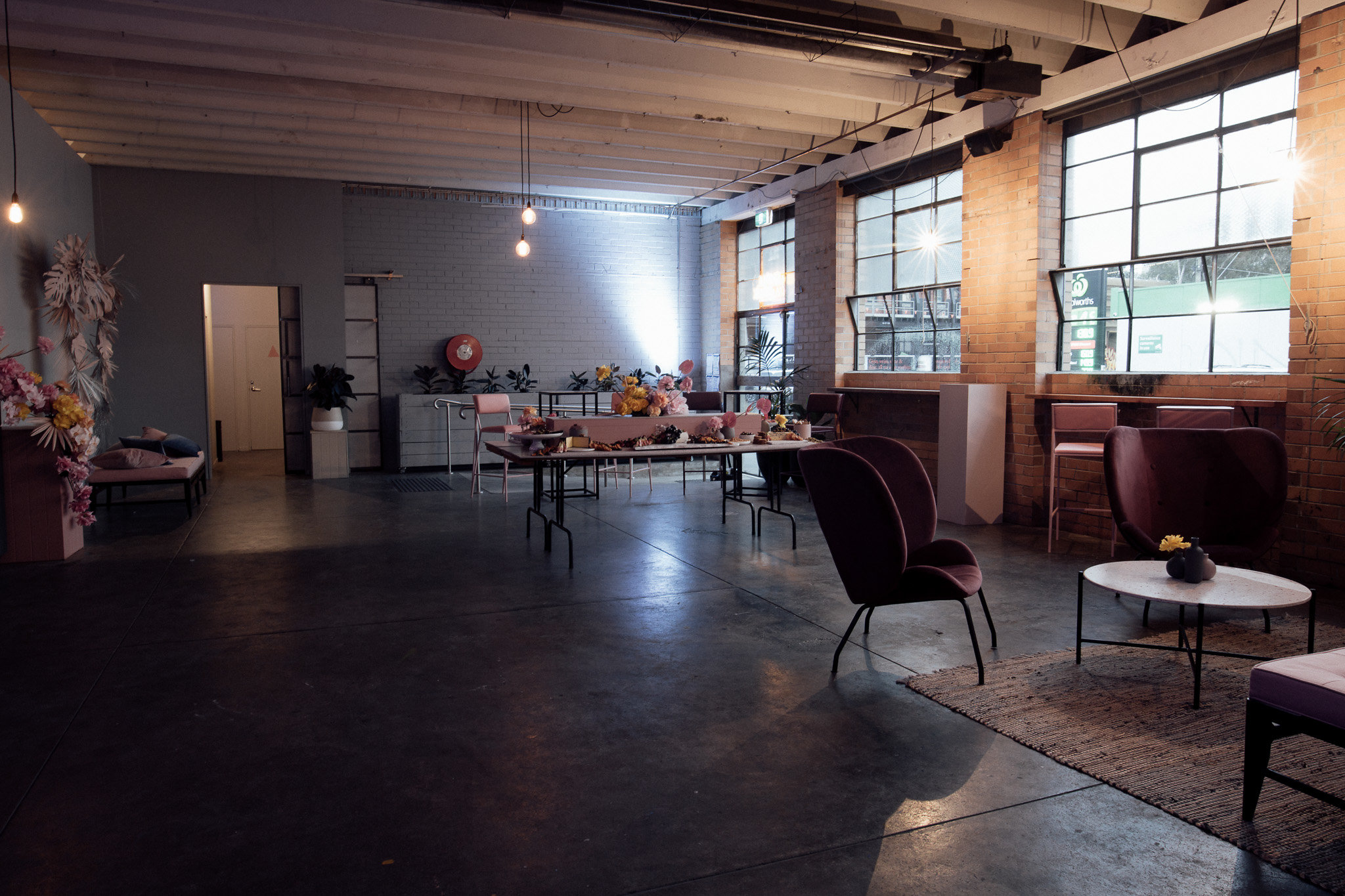 small talk events space Abbotsford