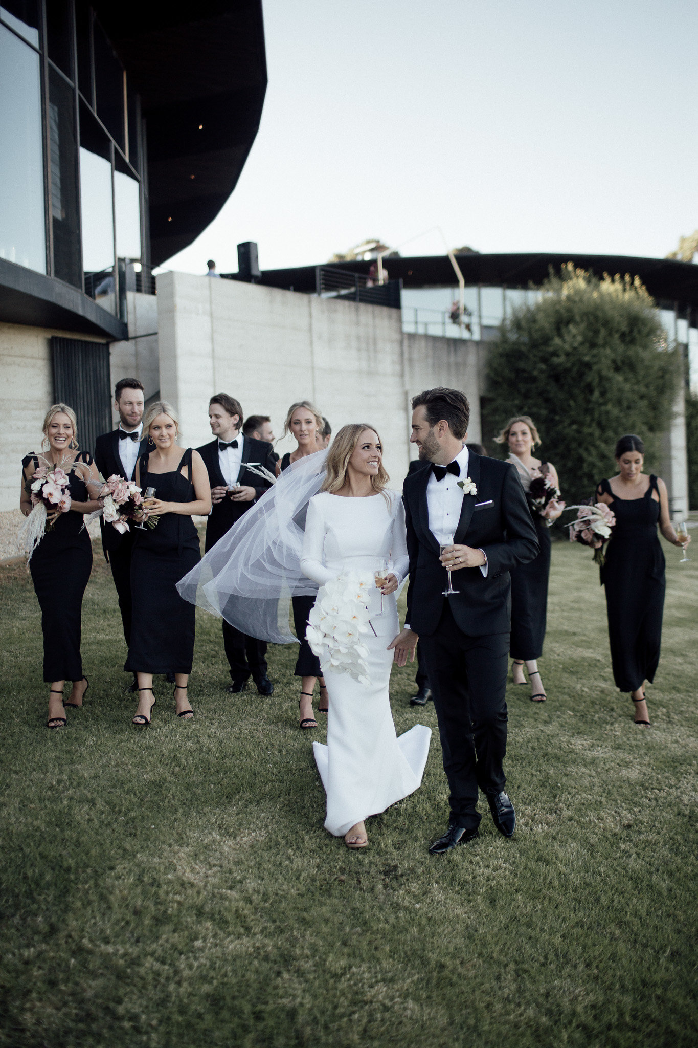 Port Phillip Estate Wedding
