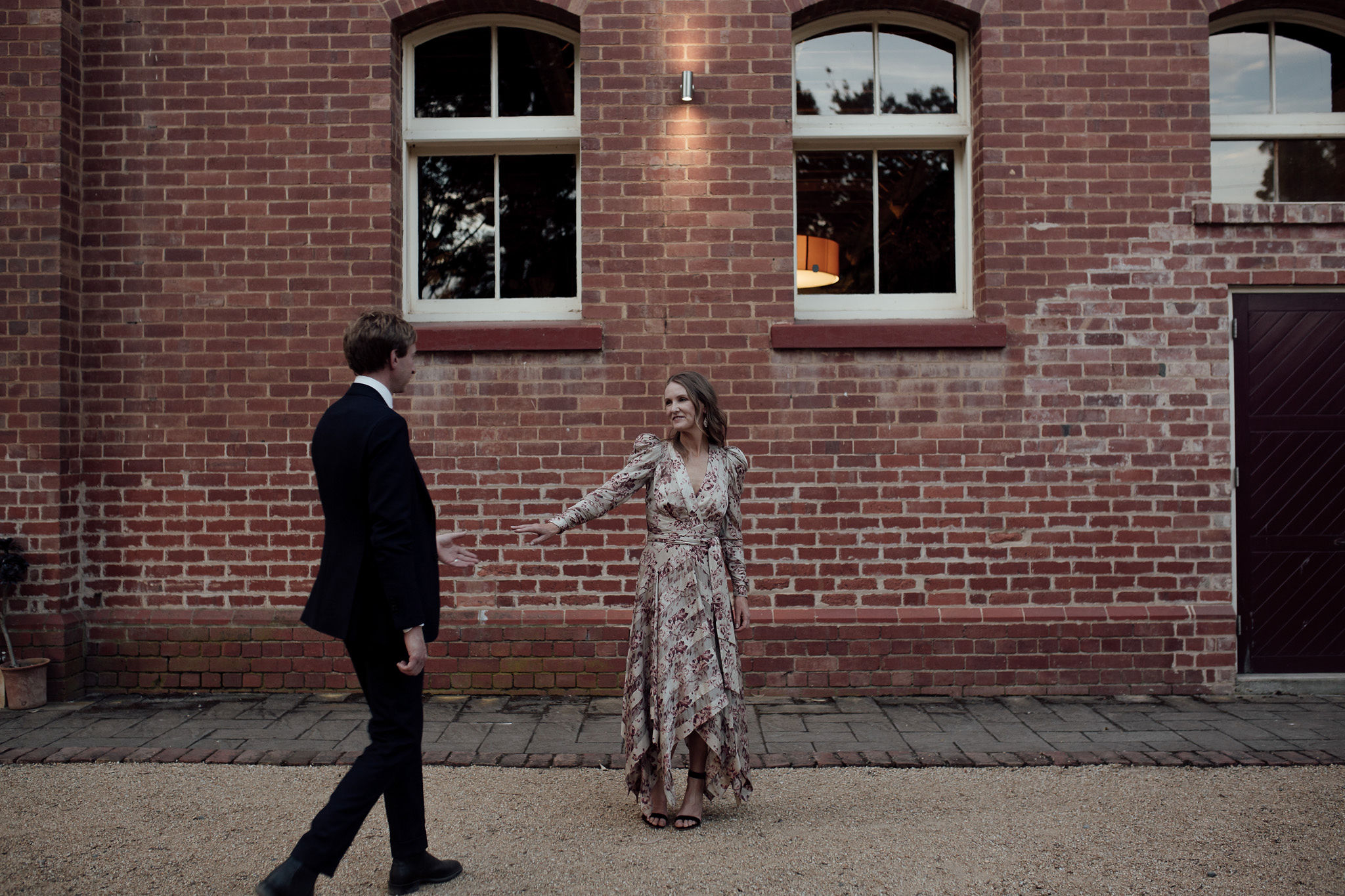 Euroa Butter Factory Wedding