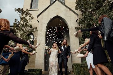 Convent Gallery Daylesford Wedding