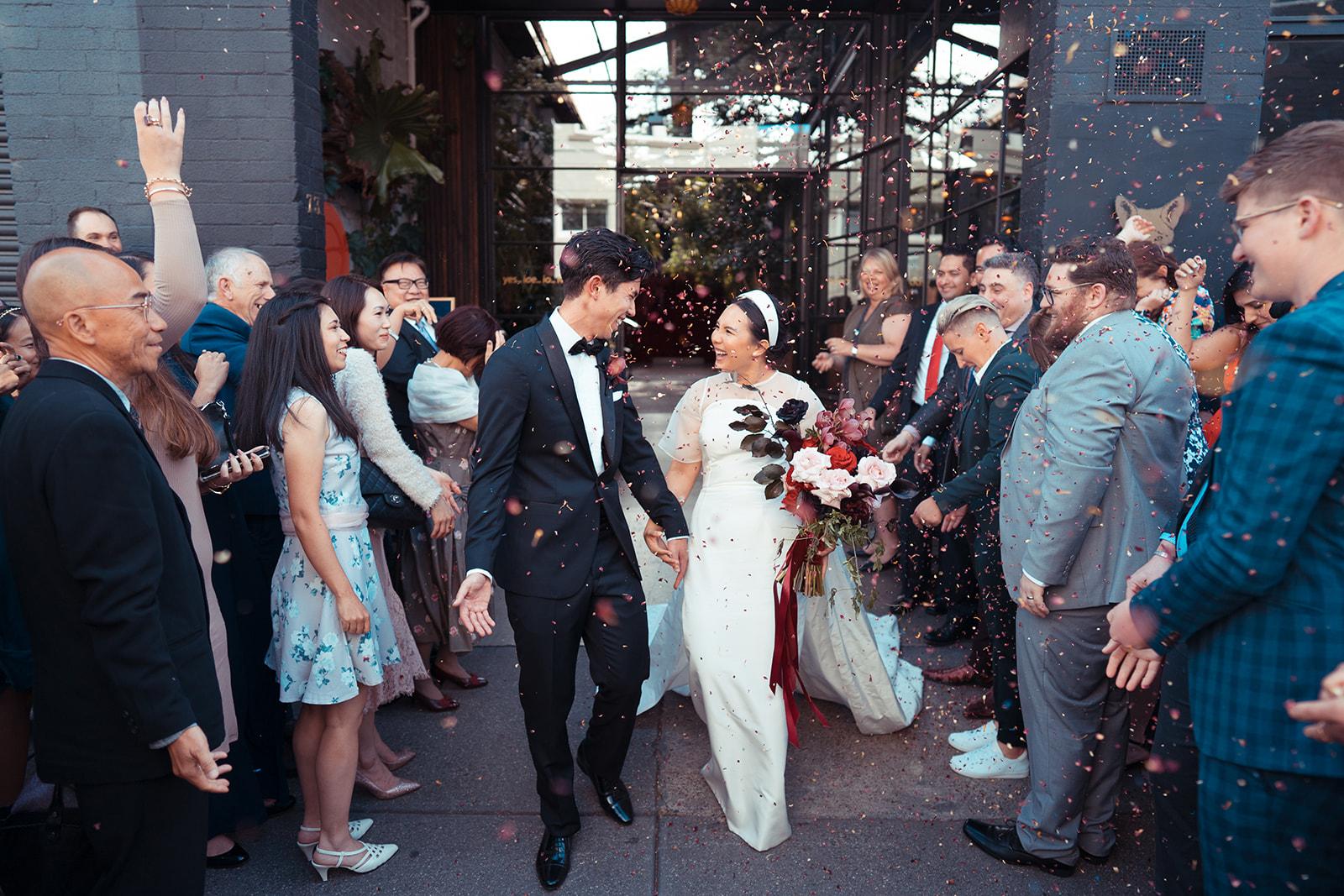 Wedding at Rupert on Rupert